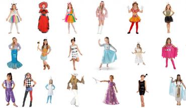 Trois idées de costumes amusants pour les filles