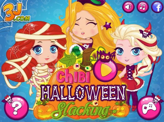 jeux dhalloween gratuit pour les filles